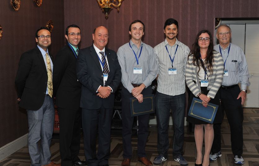 Munich Aerospace Scholarship Recipient wins ICSSA Best Student Paper Award