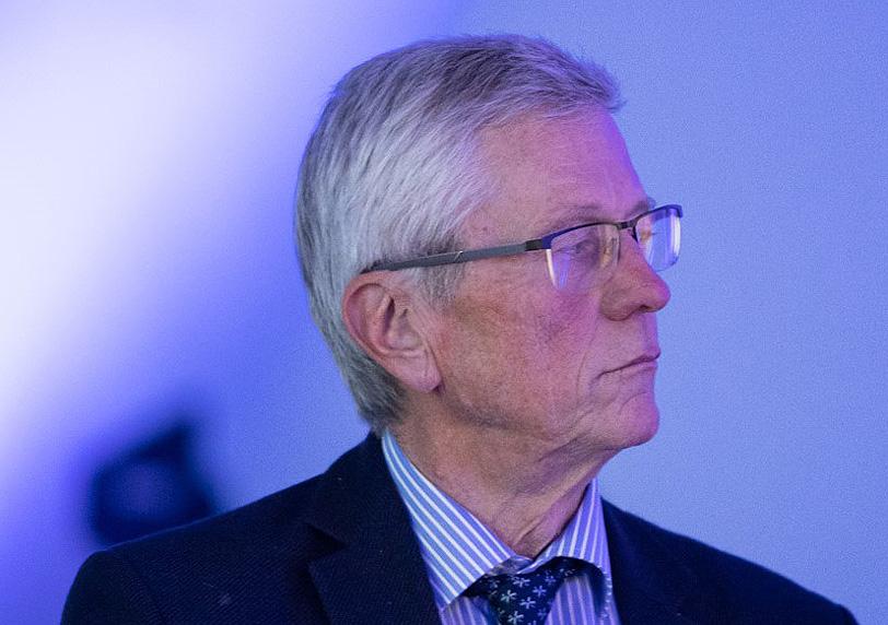 Munich Aerospace-Vorstand Prof. Horst Baier