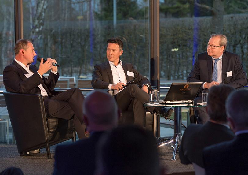 SpaceX und Airbus auf Munich Aerospace Summit