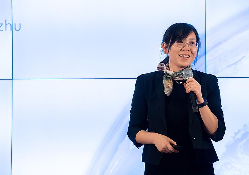 Prof. Xiaoxiang Zhu eröffnet Forum Munich Aerospace
