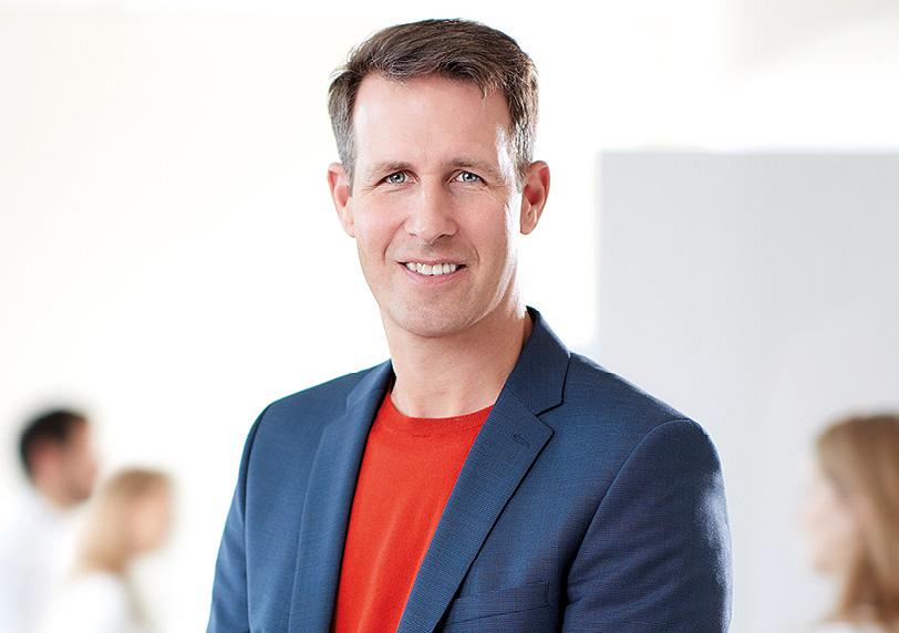 Munich Aerospace-Vorstand Prof. Mirko Hornung