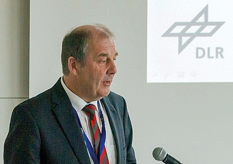 Munich Aerospace-Vorstand Prof. Johann Bals