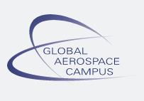 Global Aerospace Campus blau