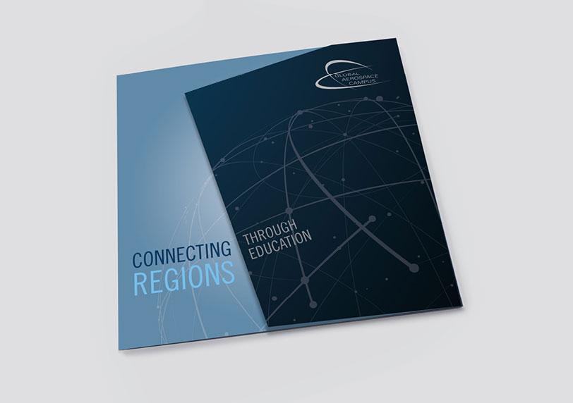 Global Aerospace Campus Broschüre
