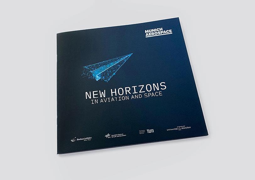 Imagebroschüre von Munich Aerospace
